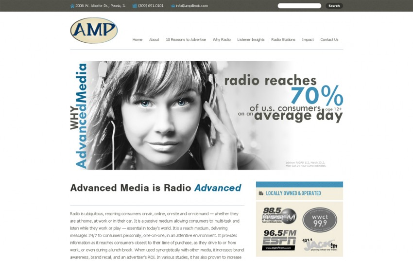Advanced Media Partners - Home