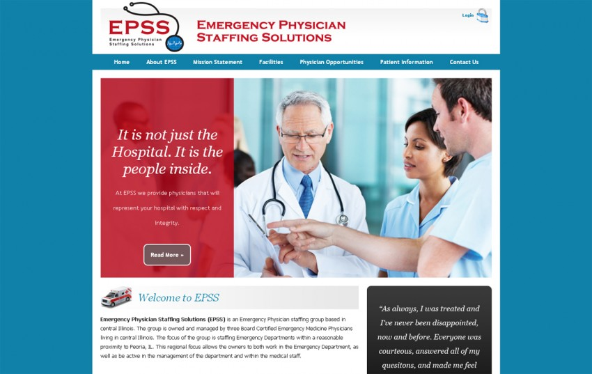 EPSS - Home