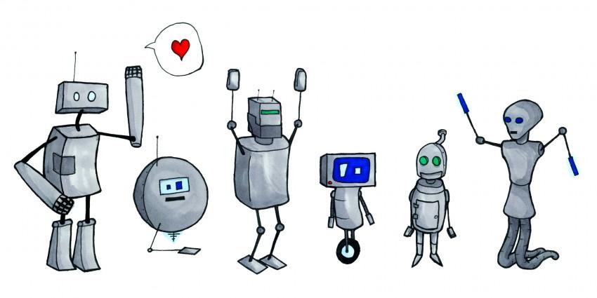 Resume robots