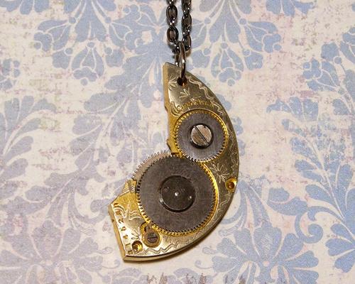 Steampunk Jewelry 3